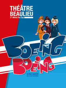 Boeing Boeing - Théâtre Beaulieu - Nantes